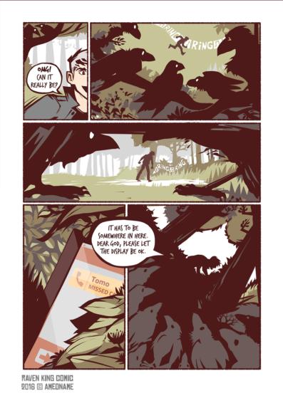 RAVEN KING page 19