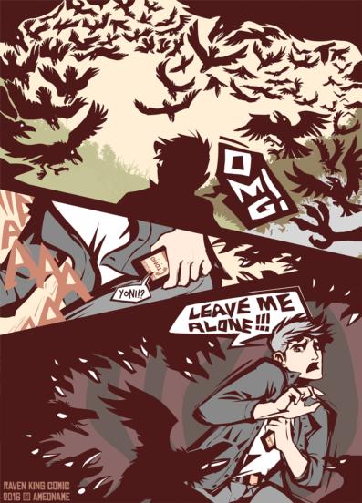 RAVEN KING page 23